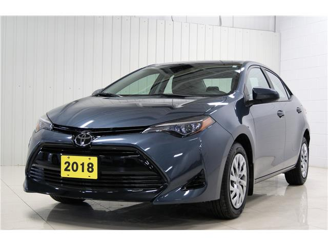 2018 Toyota Corolla LE (Stk: P6368) in Sault Ste. Marie - Image 1 of 15