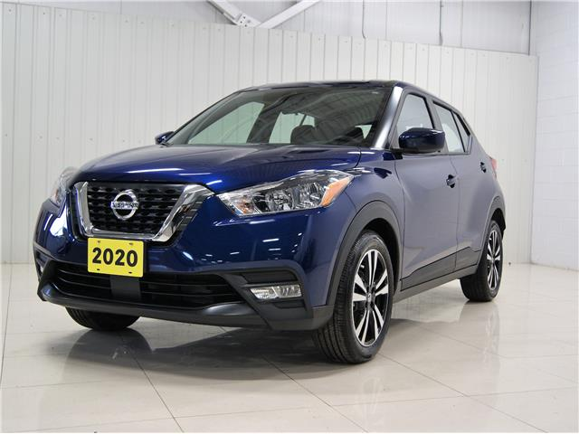 2020 Nissan Kicks SV (Stk: A21088A) in Sault Ste. Marie - Image 1 of 15