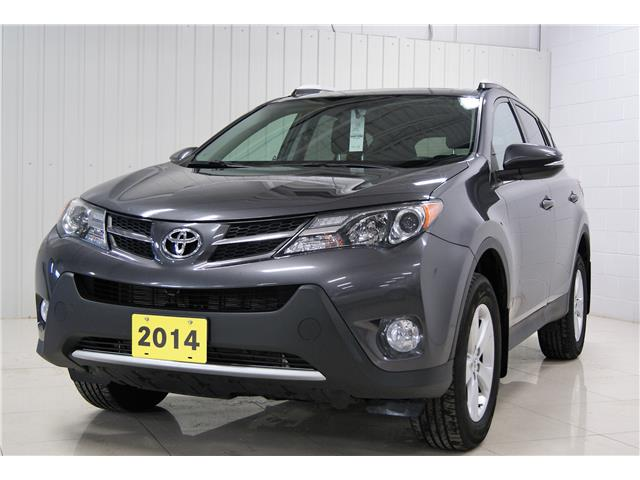 2014 Toyota RAV4 XLE (Stk: V21217A) in Sault Ste. Marie - Image 1 of 16