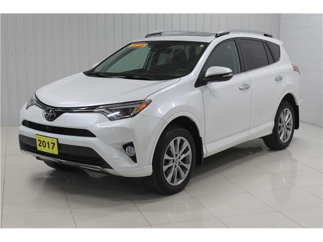 2017 Toyota RAV4 Limited (Stk: S21006A) in Sault Ste. Marie - Image 1 of 15