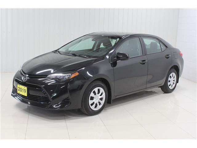 2019 Toyota Corolla CE (Stk: P6492) in Sault Ste. Marie - Image 1 of 15