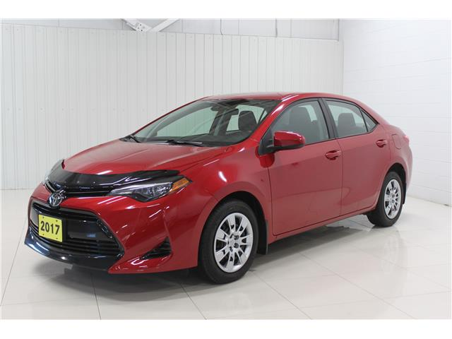 2017 Toyota Corolla LE (Stk: S21001B) in Sault Ste. Marie - Image 1 of 15