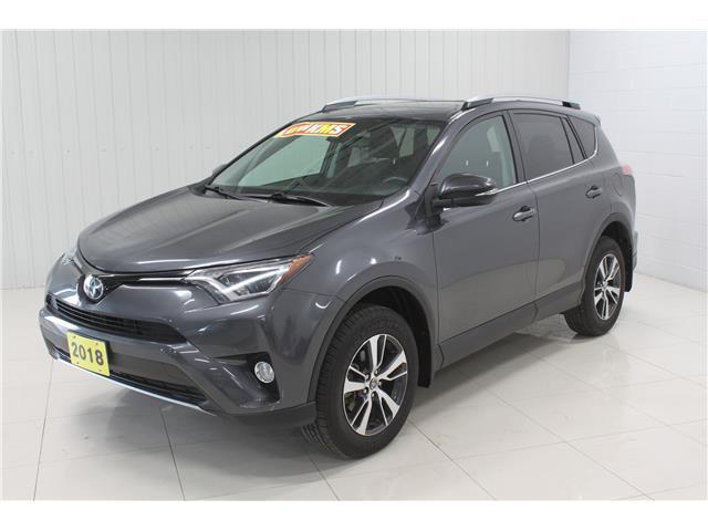 2018 Toyota RAV4 XLE (Stk: P6413) in Sault Ste. Marie - Image 1 of 15