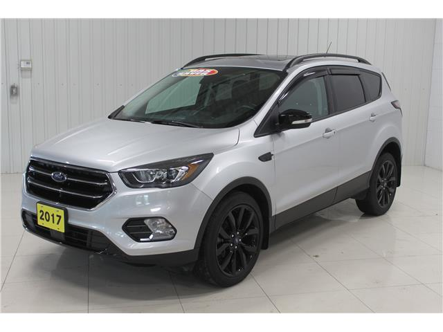 2017 Ford Escape Titanium (Stk: V21256A) in Sault Ste. Marie - Image 1 of 15
