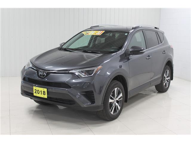 2018 Toyota RAV4 LE (Stk: P6393) in Sault Ste. Marie - Image 1 of 15