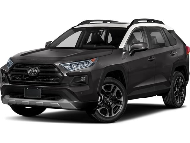 2019 Toyota RAV4 Trail (Stk: T21212A) in Sault Ste. Marie - Image 1 of 8