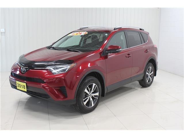 2018 Toyota RAV4 LE (Stk: P6493) in Sault Ste. Marie - Image 1 of 14