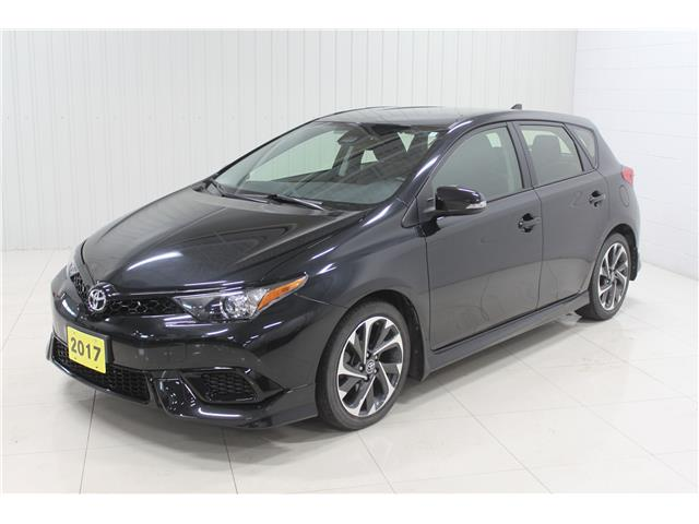2017 Toyota Corolla iM Base (Stk: P6520) in Sault Ste. Marie - Image 1 of 14