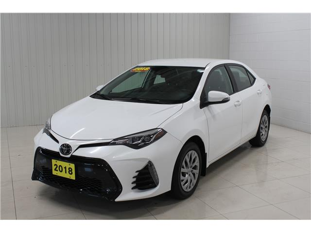 2018 Toyota Corolla SE (Stk: P6351) in Sault Ste. Marie - Image 1 of 13