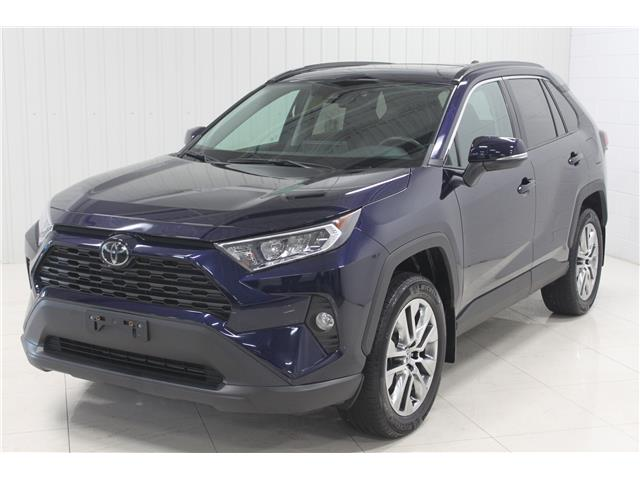 2019 Toyota RAV4 XLE (Stk: P21025A) in Sault Ste. Marie - Image 1 of 15