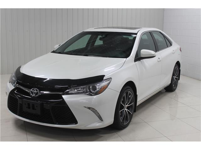 2016 Toyota Camry XSE (Stk: P6565) in Sault Ste. Marie - Image 1 of 15