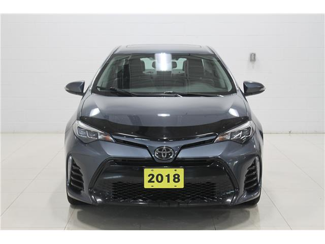 2018 Toyota Corolla SE (Stk: P6572) in Sault Ste. Marie - Image 1 of 14
