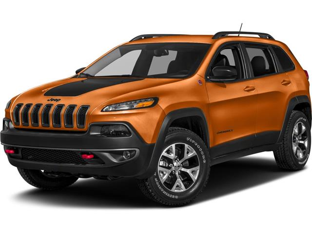 2016 Jeep Cherokee Trailhawk (Stk: V21310A) in Sault Ste. Marie - Image 1 of 7