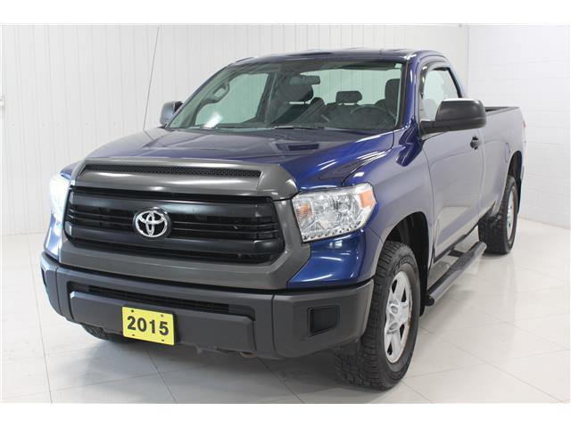 2015 Toyota Tundra SR 5.7L V8 (Stk: T21251A) in Sault Ste. Marie - Image 1 of 11