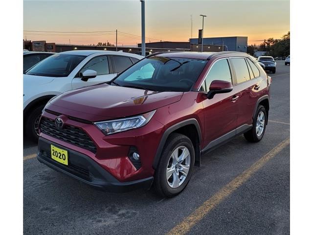 2020 Toyota RAV4 XLE (Stk: P6700) in Sault Ste. Marie - Image 1 of 1