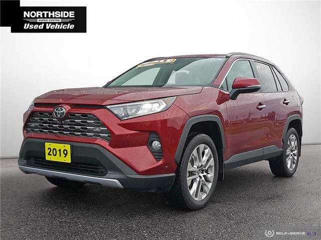 2019 Toyota RAV4 Limited (Stk: P6642) in Sault Ste. Marie - Image 1 of 25