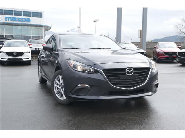 2016 Mazda Mazda3 Sport GS (Stk: 9M245A) in Chilliwack - Image 1 of 30