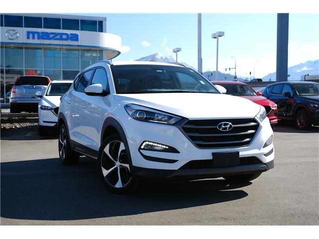 2016 Hyundai Tucson Premium 1.6 (Stk: 9M208B) in Chilliwack - Image 1 of 28