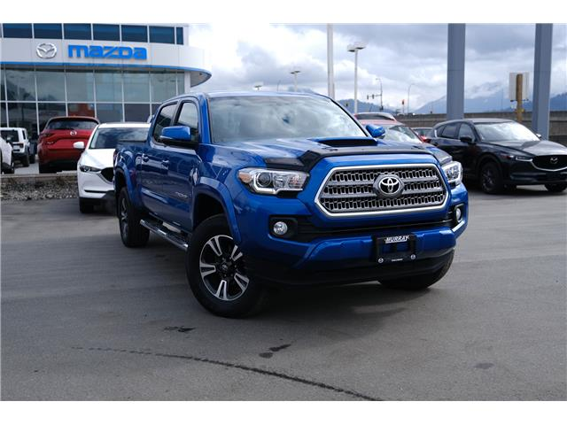 2017 Toyota Tacoma SR5 (Stk: B0389A) in Chilliwack - Image 1 of 30