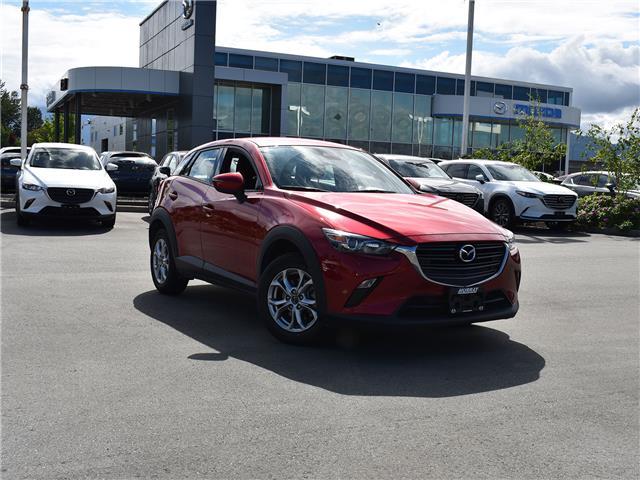 2019 Mazda CX-3 GS (Stk: 9M165B) in Chilliwack - Image 1 of 29