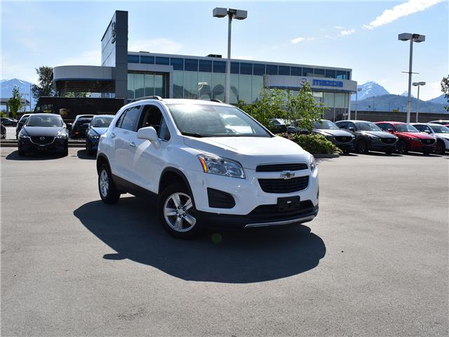 2015 Chevrolet Trax 1LT (Stk: B0415A) in Chilliwack - Image 1 of 26