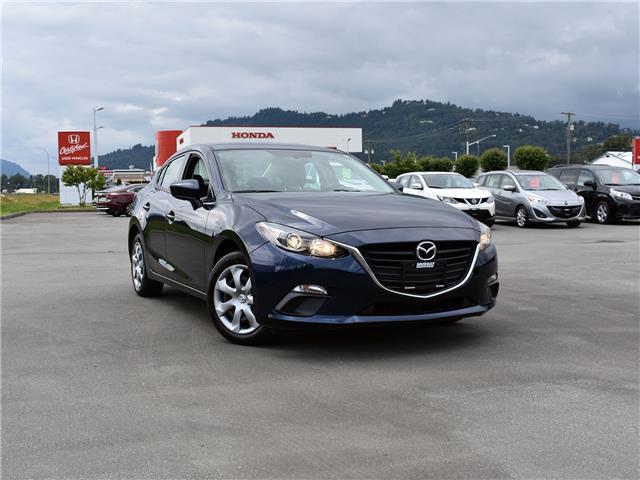 2015 Mazda Mazda3 GX (Stk: 20M043A) in Chilliwack - Image 1 of 26