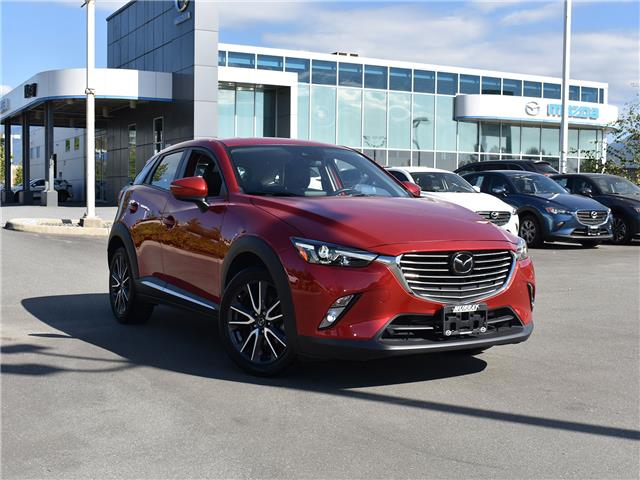 2018 Mazda CX-3 GT (Stk: 20D094B) in Chilliwack - Image 1 of 27