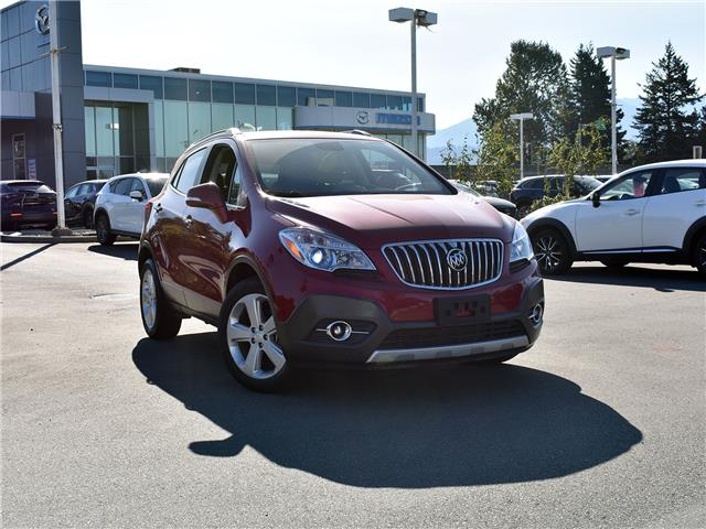 2015 Buick Encore Convenience (Stk: 9M042A) in Chilliwack - Image 1 of 26