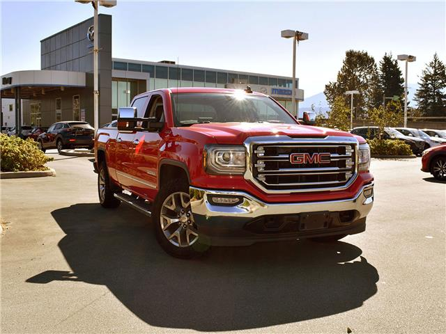 2017 GMC Sierra 1500 SLT (Stk: B0445) in Chilliwack - Image 1 of 27