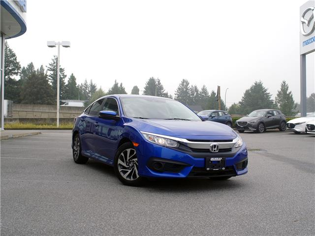 2017 Honda Civic EX (Stk: P2427A) in Chilliwack - Image 1 of 30