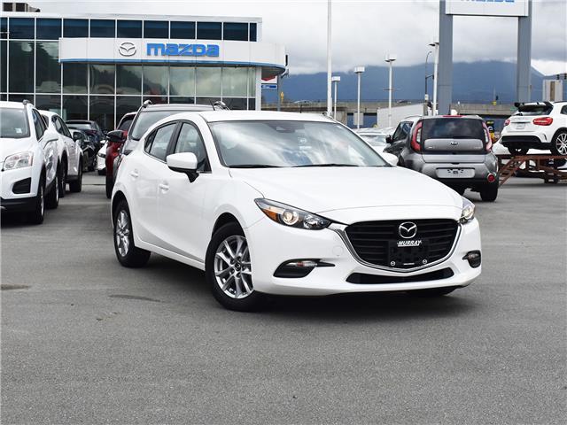 2018 Mazda Mazda3 Sport GS (Stk: B0466) in Chilliwack - Image 1 of 27