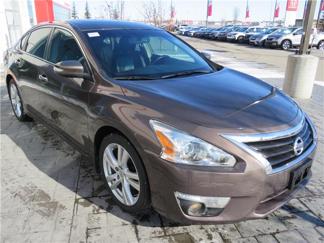 2013 Nissan Altima 3.5 SL (Stk: U1683) in Airdrie - Image 1 of 31