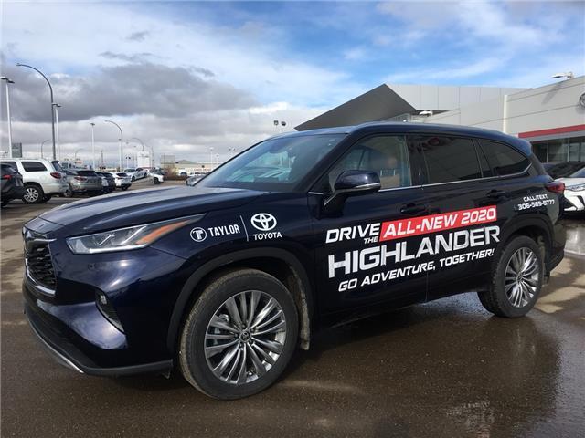 2020 Toyota Highlander Limited (Stk: 203257) in Regina - Image 1 of 24