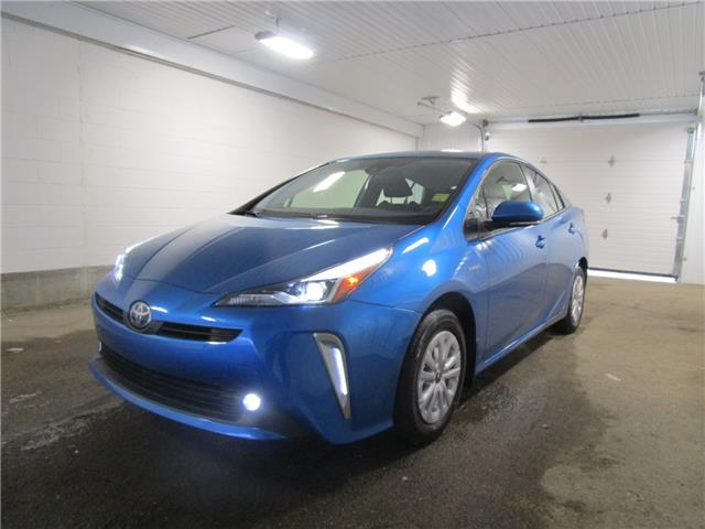 2020 Toyota Prius Base (Stk: 201244) in Regina - Image 1 of 25
