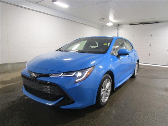 2020 Toyota Corolla Hatchback Base (Stk: 201252) in Regina - Image 1 of 22