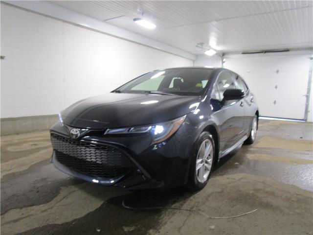 2020 Toyota Corolla Hatchback Base (Stk: 201257) in Regina - Image 1 of 25