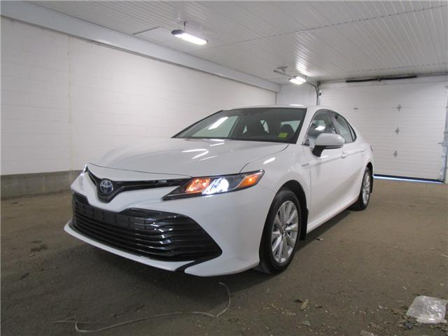 2020 Toyota Camry Hybrid LE (Stk: 201267) in Regina - Image 1 of 26