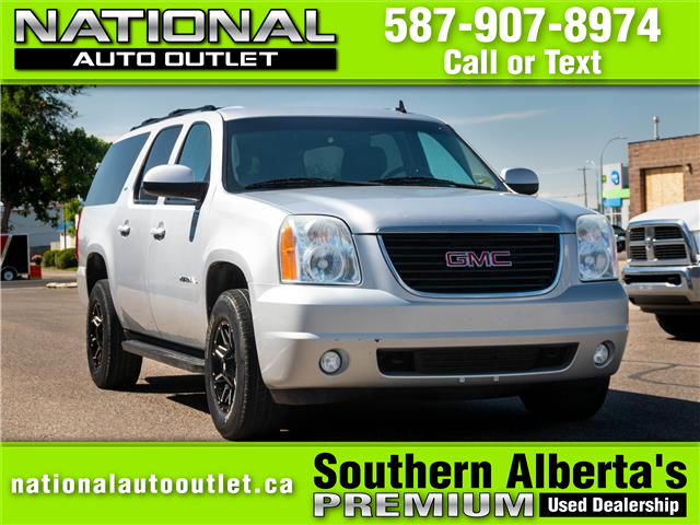 2011 GMC Yukon XL 1500 SLT (Stk: N83943) in Lethbridge - Image 1 of 20