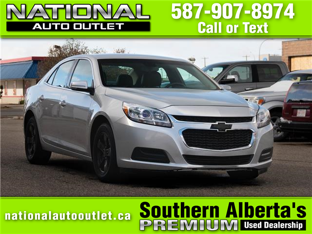 2016 Chevrolet Malibu Limited LT (Stk: N12009) in Lethbridge - Image 1 of 19
