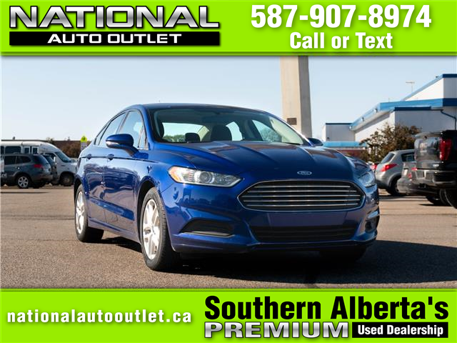 2016 Ford Fusion SE (Stk: N61479) in Lethbridge - Image 1 of 19