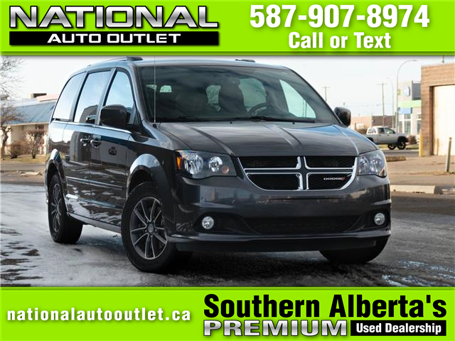 2017 Dodge Grand Caravan CVP/SXT (Stk: N27904) in Lethbridge - Image 1 of 21
