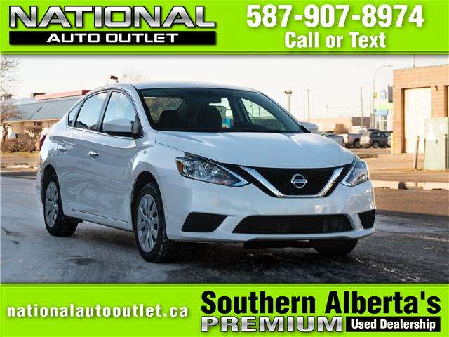 2019 Nissan Sentra 1.8 S (Stk: N34454) in Lethbridge - Image 1 of 19