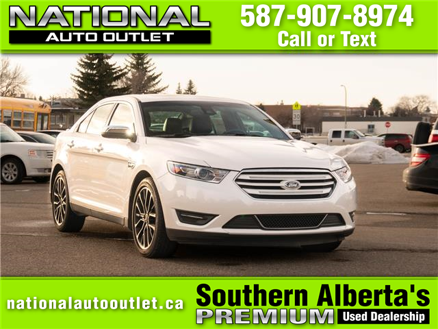 2019 Ford Taurus Limited (Stk: N16793) in Lethbridge - Image 1 of 21