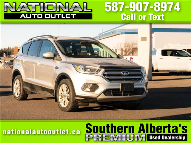 2017 Ford Escape SE (Stk: N62902) in Lethbridge - Image 1 of 22