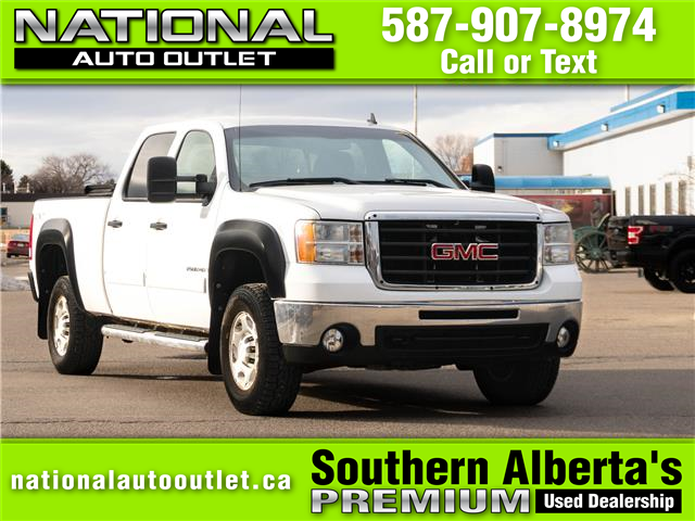 2009 GMC Sierra 2500HD SLE (Stk: N63498A) in Lethbridge - Image 1 of 24