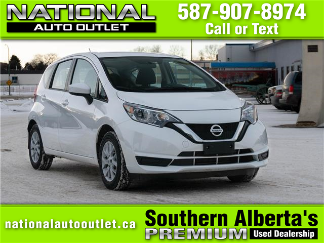 2019 Nissan Versa Note SV (Stk: N361803) in Lethbridge - Image 1 of 19