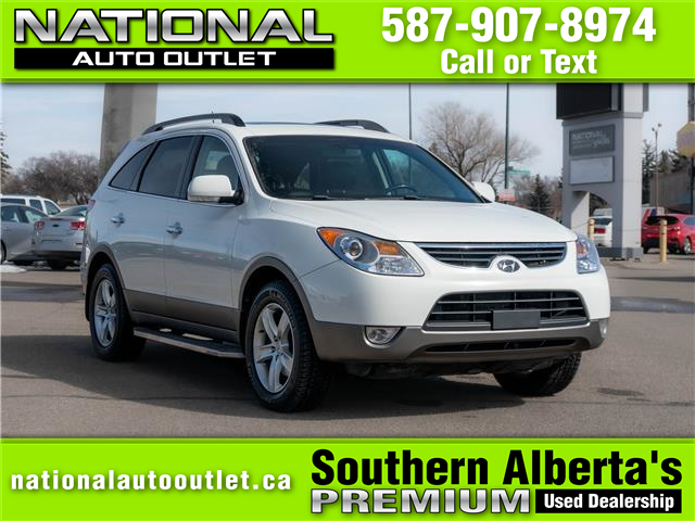 2012 Hyundai Veracruz Limited (Stk: N203784) in Lethbridge - Image 1 of 20