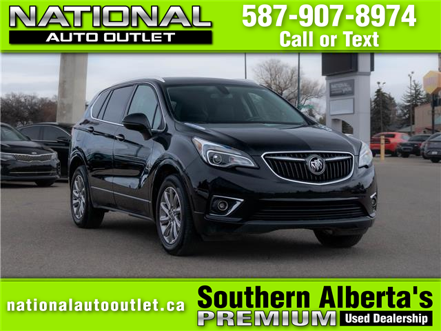 2019 Buick Envision Essence (Stk: N021818) in Lethbridge - Image 1 of 20