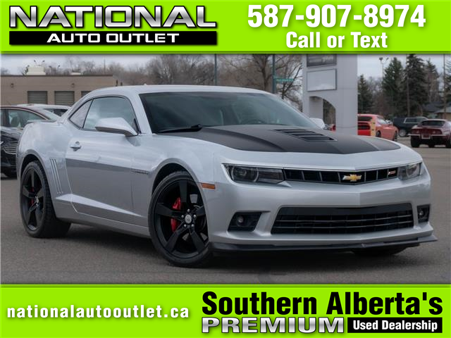 2014 Chevrolet Camaro 2SS (Stk: C125529) in Lethbridge - Image 1 of 21