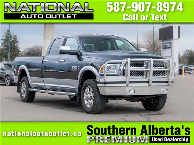 2013 RAM 3500 Laramie (Stk: N568192) in Lethbridge - Image 1 of 24